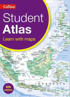 Collins Student Atlas (Collins Student Atlas) Paperback Sixth edition by No Author
