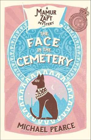 The Face in the Cemetery Paperback  by Michael Pearce