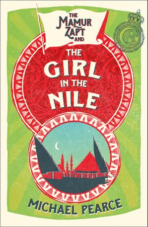 The Mamur Zapt and the Girl in Nile Paperback  by Michael Pearce