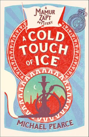 A Cold Touch of Ice Paperback  by Michael Pearce