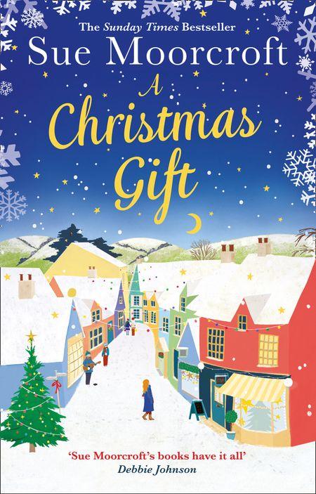 A Christmas Gift - Sue Moorcroft