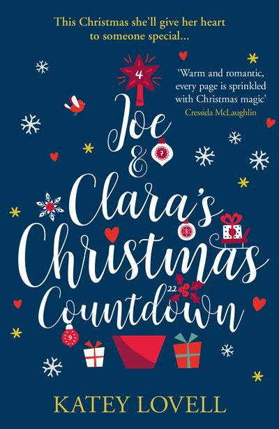 Joe and Clara's Christmas Countdown - Katey Lovell