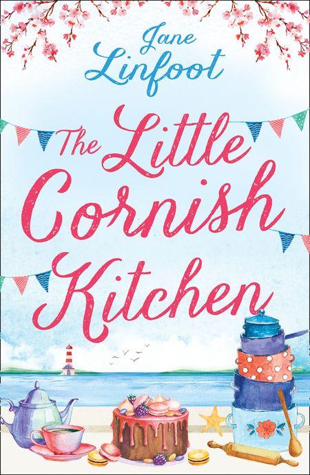 The Little Cornish Kitchen - Jane Linfoot