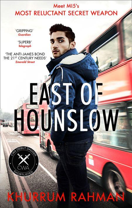 East of Hounslow (Jay Qasim, Book 1) - Khurrum Rahman