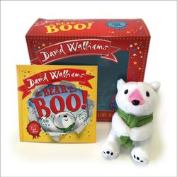 The Bear Who Went Boo! Book and Toy Gift Set