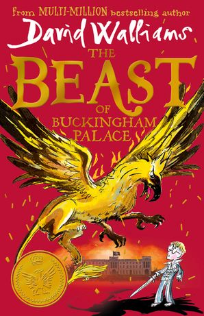 The Beast of Buckingham Palace Hardcover  by David Walliams