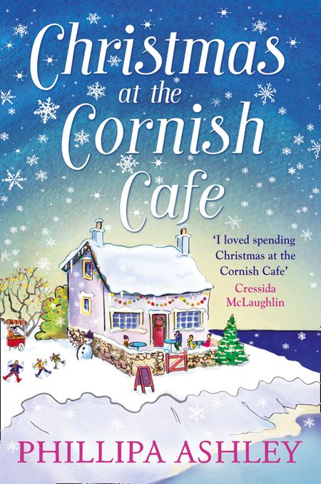 Christmas at the Cornish Café - Phillipa Ashley