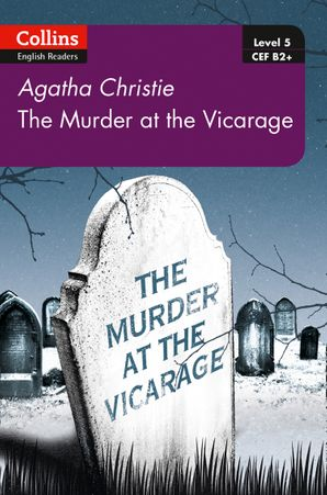 Murder at the Vicarage Paperback Second edition by Agatha Christie