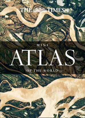 The Times Mini Atlas of the World Hardcover Seventh edition by No Author