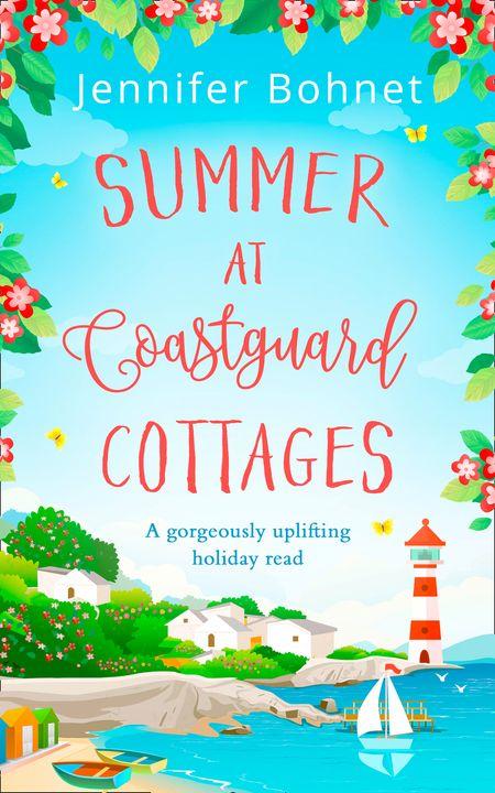 Summer at Coastguard Cottages - Jennifer Bohnet