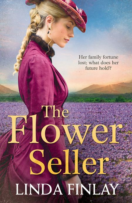 The Flower Seller - Linda Finlay