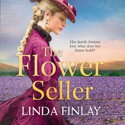 The Flower Seller - Linda Finlay, Read by Charlie Sanderson