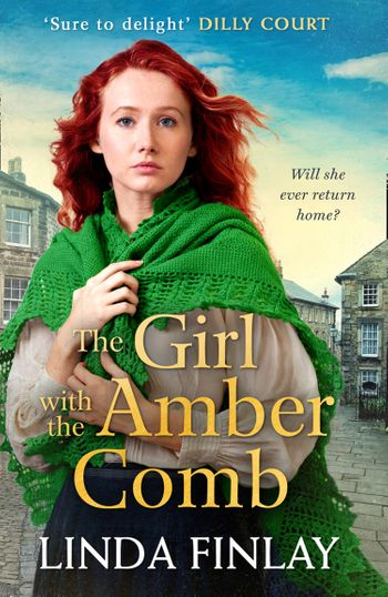 The Girl with the Amber Comb - Linda Finlay