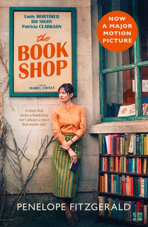 The Bookshop Paperback Film tie-in edition by Penelope Fitzgerald