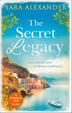 The Secret Legacy Paperback  by Sara Alexander