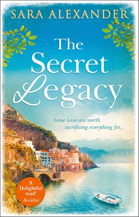 The Secret Legacy - Sara Alexander