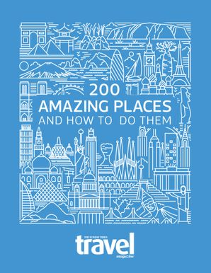 200 Amazing Places: and how to do them Hardcover  by No Author