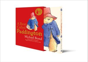 A Bear Called Paddington Hardcover Gift edition by Michael Bond