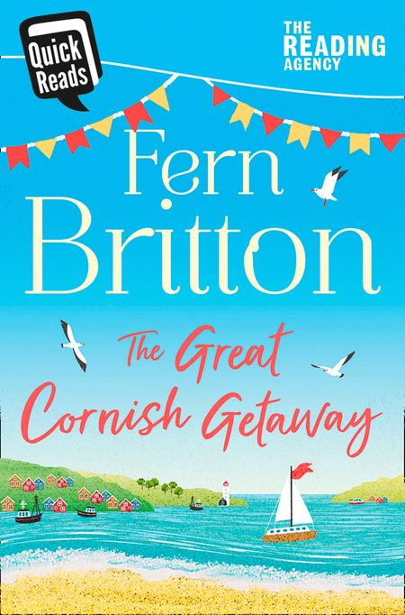 The Great Cornish Getaway (Quick Reads 2018) - Fern Britton