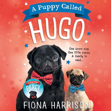 A Puppy Called Hugo - Fiona Harrison, Read by Huw Parmenter