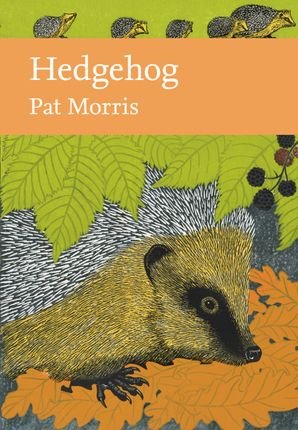 Hedgehog Hardcover Limited signed edition by Pat Morris