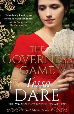 The Governess Game (Girl meets Duke, Book 2) Paperback  by Tessa Dare