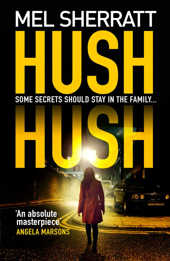 Hush Hush - Mel Sherratt