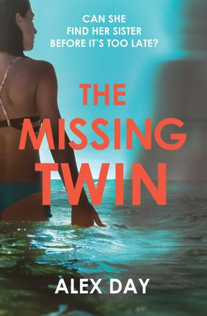 The Missing Twin Paperback  by Alex Day