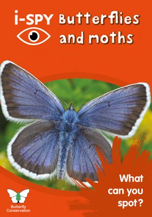 i-SPY Butterflies and Moths: What can you spot? (Collins Michelin i-SPY Guides) Paperback  by