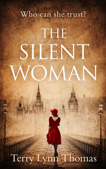 The Silent Woman (Cat Carlisle, Book 1) - Terry Lynn Thomas