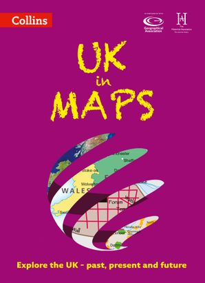 UK in Maps (Collins Primary Atlases) Paperback Second edition by Stephen Scoffham