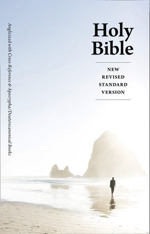 Holy Bible: New Revised Standard Version (NRSV) Anglicized Cross-Reference edition with Apocrypha Hardcover  by