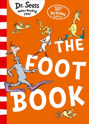 The Foot Book Paperback  by Dr. Seuss