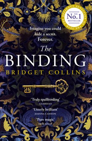 The Binding Paperback  by Bridget Collins
