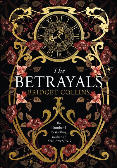 The Betrayals - Bridget Collins
