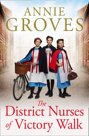 The District Nurses of Victory Walk (The District Nurse, Book 1) Paperback  by Annie Groves