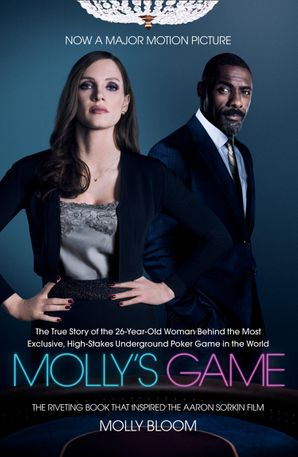 Molly's Game Paperback Film tie-in edition by Molly Bloom