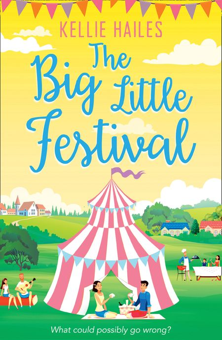 The Big Little Festival - Kellie Hailes