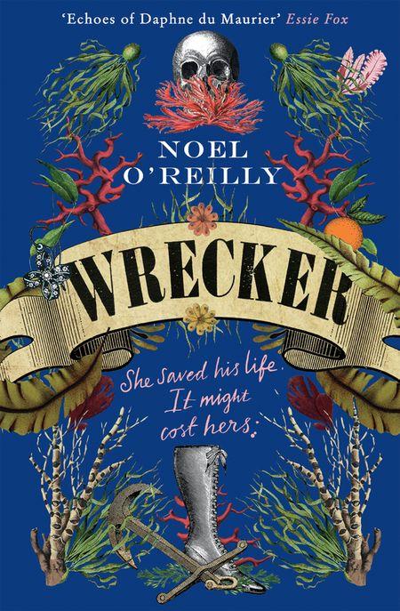 Wrecker - Noel O'Reilly