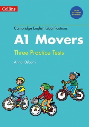 Practice Tests for A1 Movers (Cambridge English Qualifications) Paperback New edition by