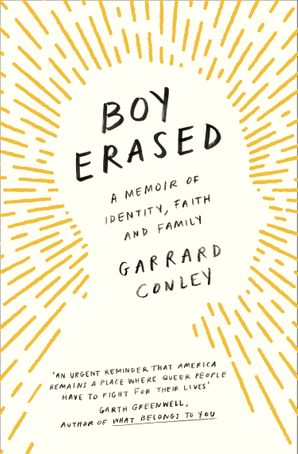 Boy Erased Paperback  by