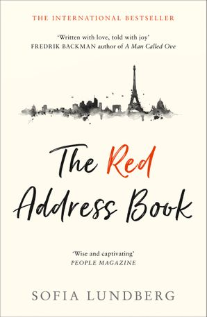 The Red Address Book Paperback  by