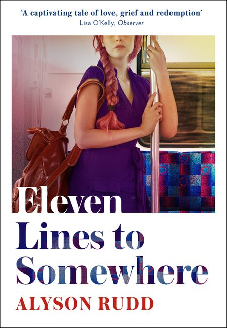 Eleven Lines to Somewhere - Alyson Rudd