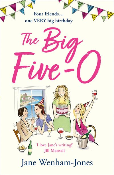 The Big Five O - Jane Wenham-Jones