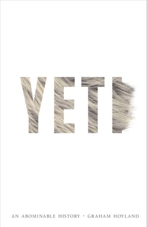 Yeti Hardcover  by Graham Hoyland