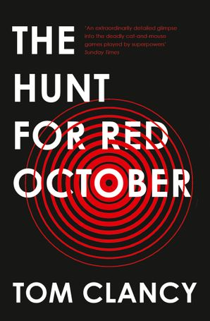 The Hunt for Red October Paperback  by Tom Clancy
