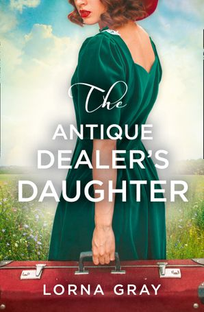 The Antique Dealer's Daughter Paperback  by