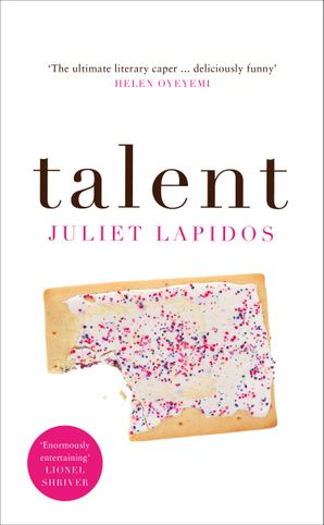 Talent Hardcover  by
