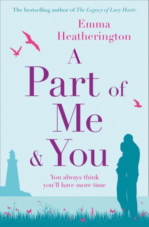 A Part of Me and You Paperback  by Emma Heatherington