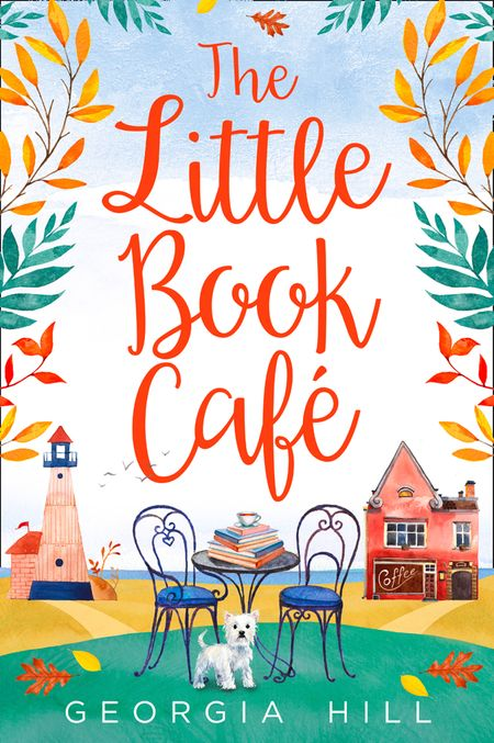 The Little Book Café - Georgia Hill